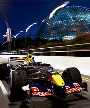 ST Sports - Formula One Holiday Packages, F1 Experience
